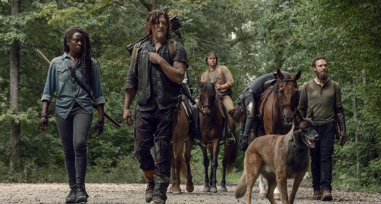 Jak wypadła oglądlność nowego odcinka The Walking Dead?