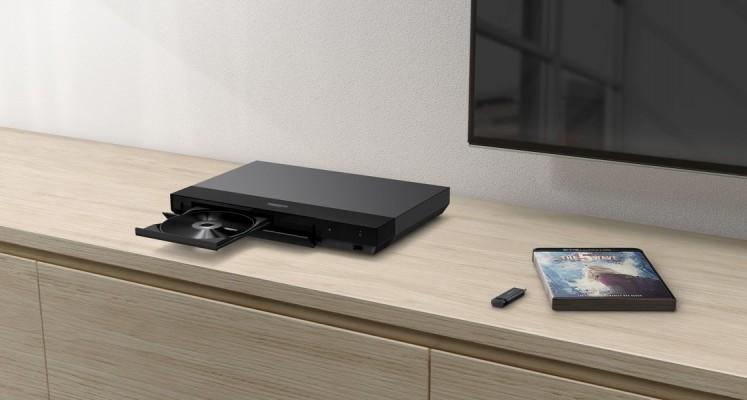 Odtwarzacz UBP-X700 z obsługą HDR10 i Dolby Vision za 1199 zł
