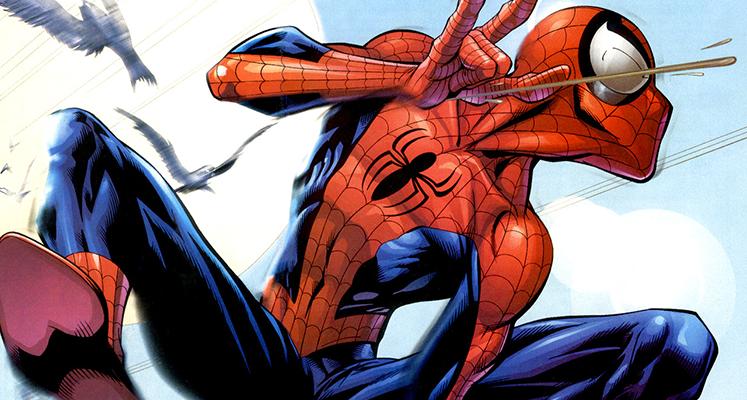 Ultimate Spider-Man tom 1 - prezentacja komiksu
