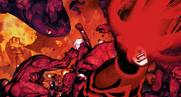 Uncanny X-Men #2: Złamani - recenzja komiksu