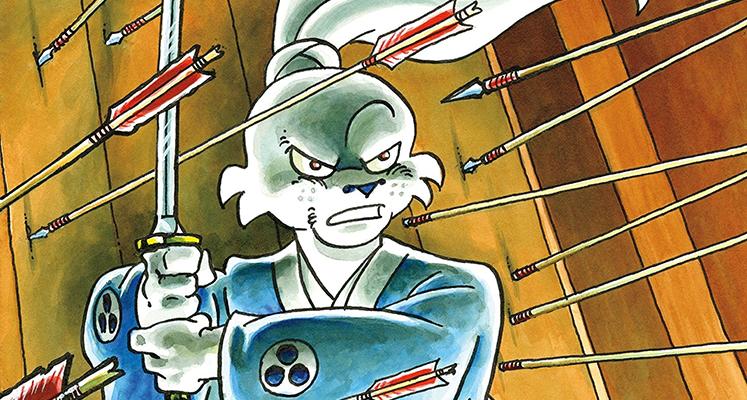 """""""Usagi Yojimbo Saga"""" księga 1 – recenzja komiksu"""