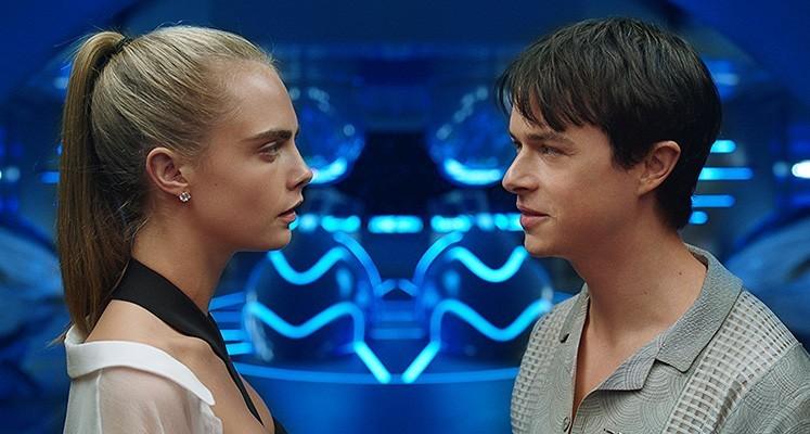 Valerian i Miasto Tysiąca Planet na Blu-ray - zapowiedzi na grudzień od Kino Świat