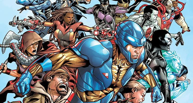 Zapowiedzi komiksowe od wydawnictwa KBOOM na 2018/2019