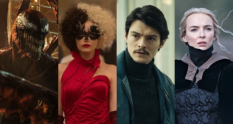 """Filmowe premiery tygodnia 11.10-17.10: """"Venom 2"""", """"Ostatni pojedynek"""", """"Cruella"""" i inne"""