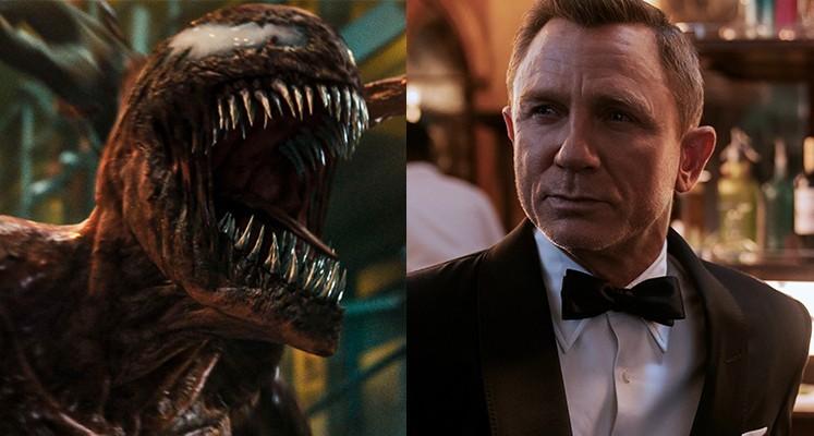 """Box Office – Venom i James Bond rozgrzali kina do czerwoności! """"Diuna"""" przebija 100 mln"""