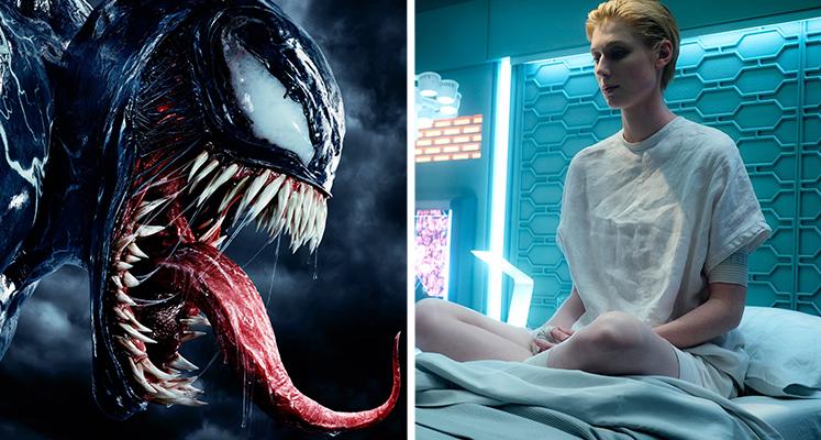 Venom, Paradoks Cloverfield i Hotel Transylwania 3 w lutym na Blu-ray i 4K UHD