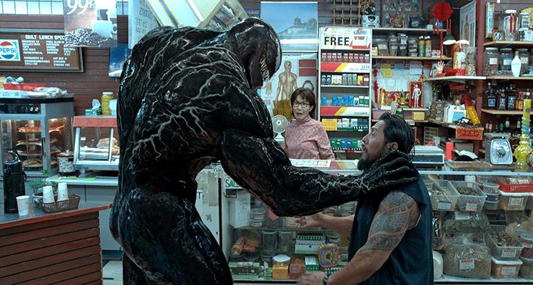 Venom lepszy niż Avengers - świetne otwarcie w Chinach