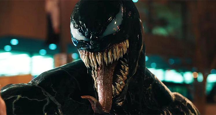 Zbliżenie na Venoma na nowym zdjęciu z filmu!