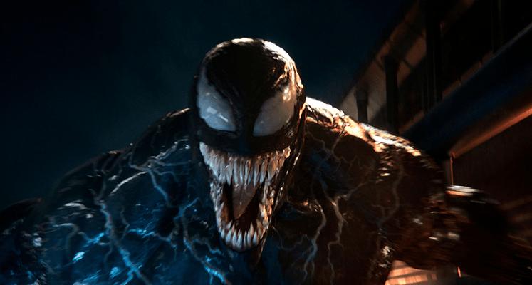 Smakowity plakat Venoma od IMAX