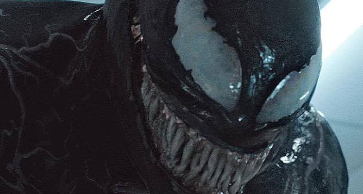 Potężny Venom na nowym zdjęciu!