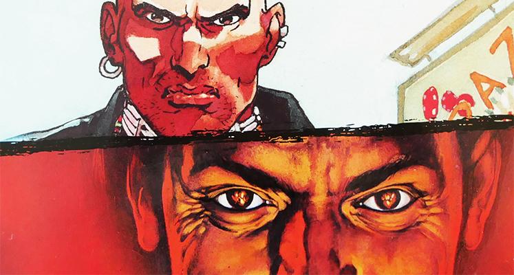 Vertigo25: Najlepsze powieści graficzne - prezentacja komiksu