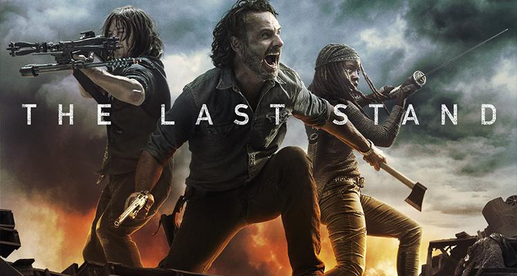 Zajrzyjcie za kulisy ósmego sezonu The Walking Dead