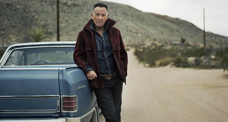 "Bruce Springsteen ""Western Stars – Songs From the Film"" – przegląd ofert soundtracku [CD i VINYL]"