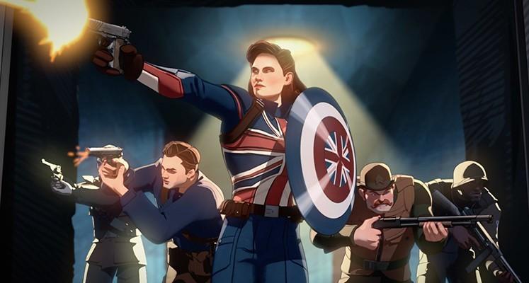"""""""What If…?"""" – recenzja pierwszego odcinka animacji Marvela. Pocztówki z multiwersum"""