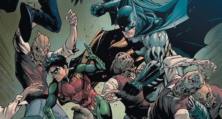 Wieczni Batman i Robin tom 2 - prezentacja komiksu