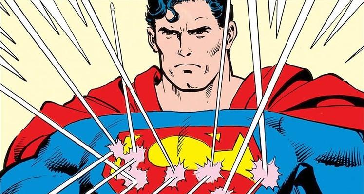 Superman: Człowiek ze stali - recenzja komiksu