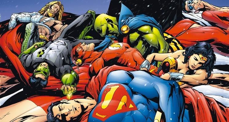 WKKDCC#13: Amerykańska Liga Sprawiedliwości: Wieża Babel - prezentacja komiksu
