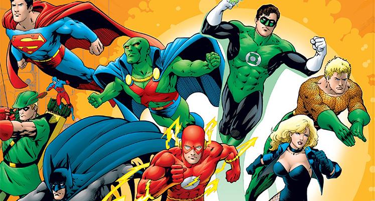 WKKDCC#15: Amerykańska Liga Sprawiedliwości: Rok Pierwszy, część 1 - prezentacja komiksu