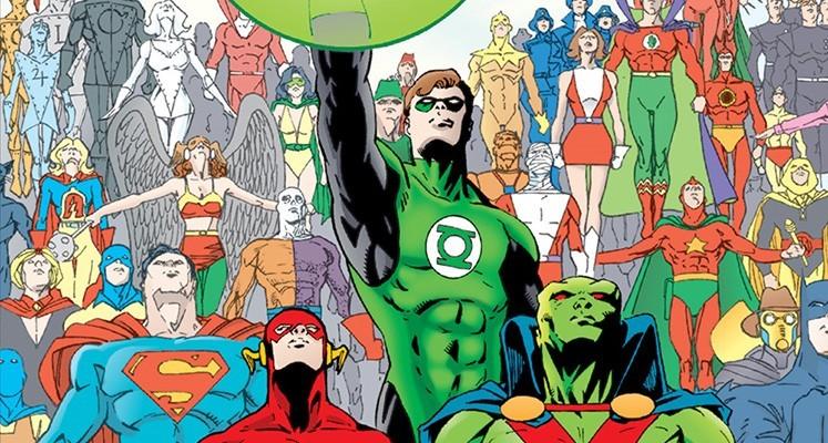 WKKDCC#16: Amerykańska Liga Sprawiedliwości: Rok Pierwszy, część 2 - prezentacja komiksu