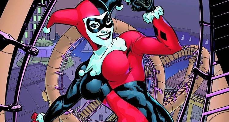 WKKDCC#17: Harley Quinn: Preludia i fantazje - prezentacja komiksu