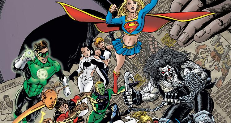 WKKDCC#22: Odważni i niezłomni: Władcy Losu - prezentacja komiksu