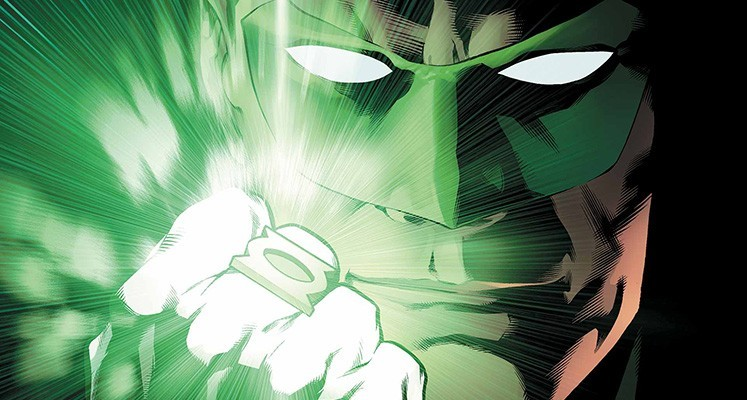 Green Lantern: Tajna Geneza - recenzja komiksu