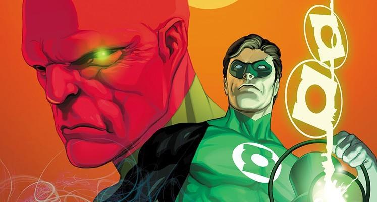 WKKDCC#23: Green Lantern: Tajna Geneza - prezentacja komiksu