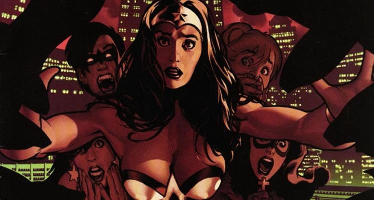 WKKDCC#27: Wonder Woman: Raj utracony - prezentacja komiksu