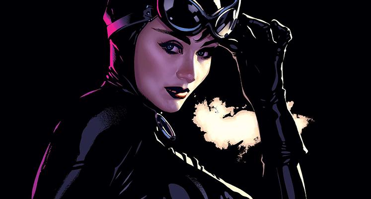 WKKDCC#28: Catwoman: Na tropie Catwoman - prezentacja i porównanie