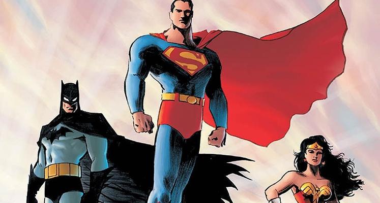 WKKDCC#30: Trójca: Batman/Superman/Wonder Woman - prezentacja i porównanie