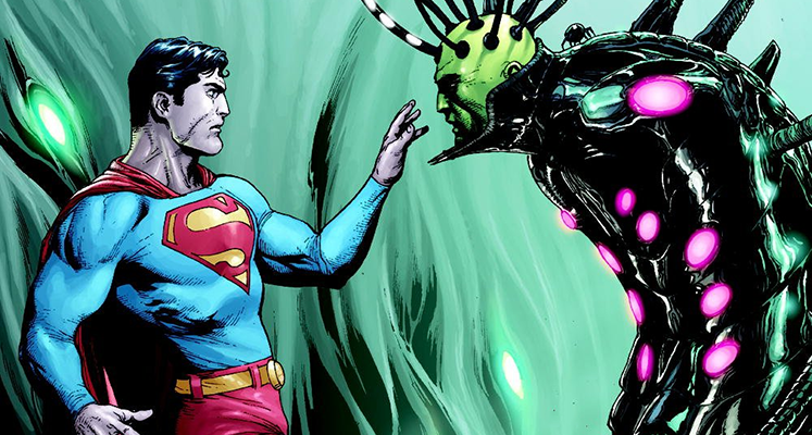 WKKDCC#31: Superman: Brainiac - prezentacja komiksu
