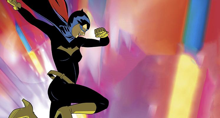 WKKDCC#32: Batgirl: Rok Pierwszy - prezentacja komiksu