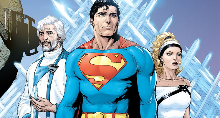 WKKDCC#33: Superman: Tajna Geneza - prezentacja komiksu