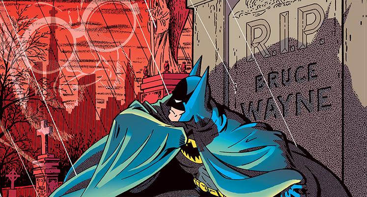 WKKDCC#38: Batman: Zjawy z przeszłości - prezentacja komiksu