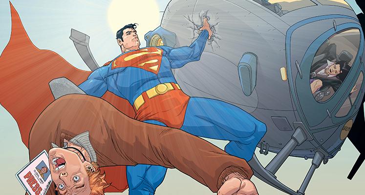 WKKDCC#40: Superman: Dziedzictwo część 2 - prezentacja komiksu