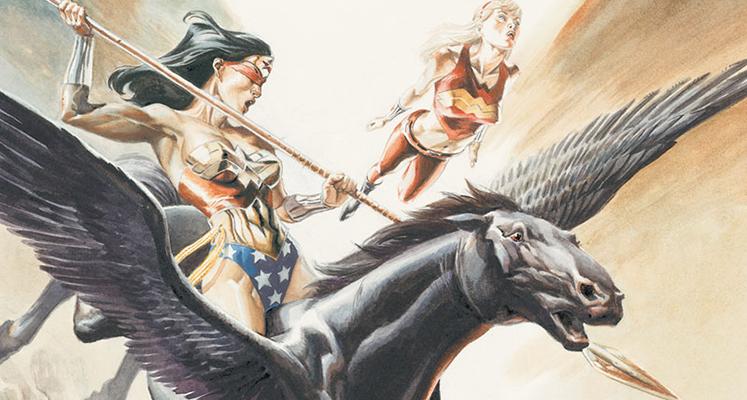 WKKDCC#41: Wonder Woman: Oczy Gorgony - prezentacja komiksu
