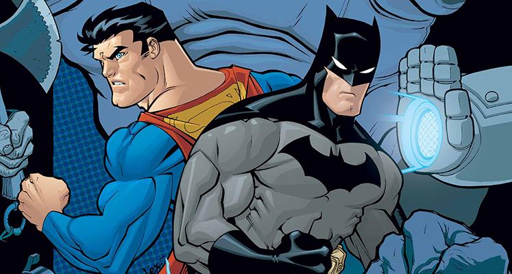 WKKDCC#42: Superman/Batman: Wrogowie publiczni - prezentacja komiksu