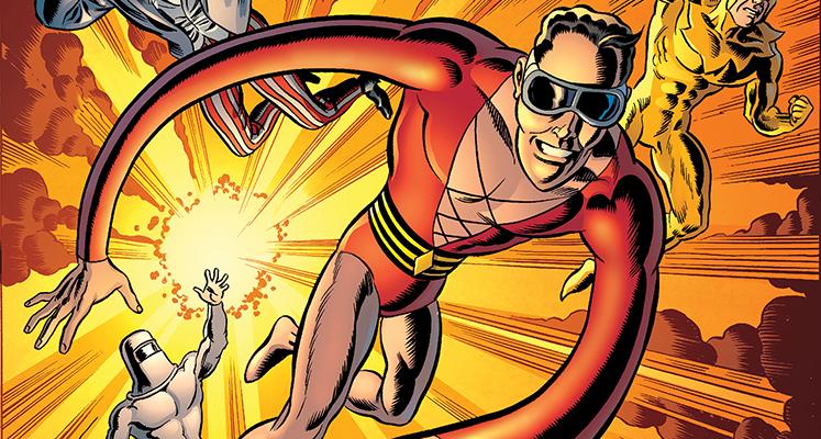WKKDCC#43: Plastic Man: Ścigany - prezentacja komiksu
