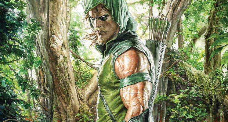 WKKDCC#44: Green Arrow: Rok pierwszy - prezentacja komiksu