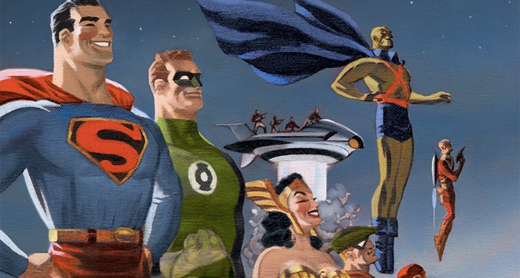 WKKDCC#46: Nowa Granica część 2 - prezentacja komiksu