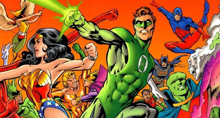 WKKDCC#48: Liga Sprawiedliwości: Kolejny Gwóźdź - prezentacja komiksu