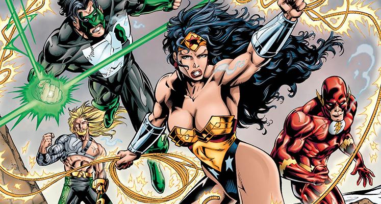 WKKDCC#52: Amerykańska Liga Sprawiedliwości: Nowy porządek świata - prezentacja komiksu