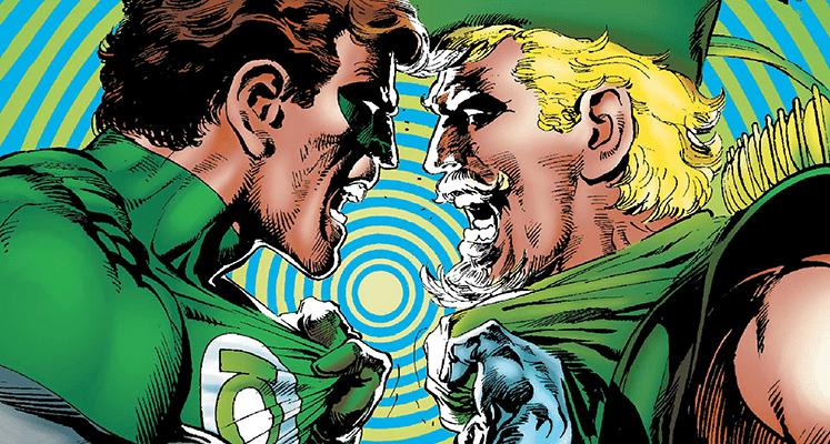 WKKDCC#58: Green Lantern/Green Arrow: Włóczęga bohaterów - prezentacja komiksu