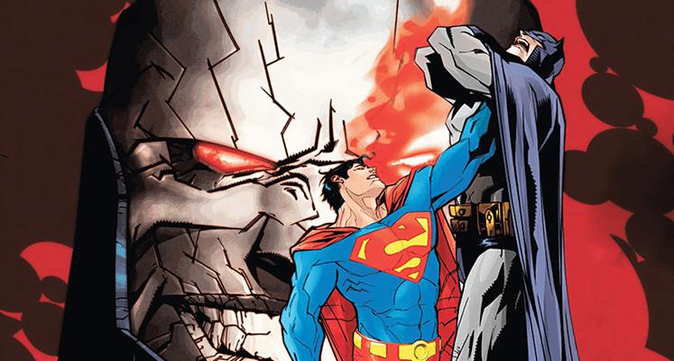 WKKDCC#59: Superman/Batman: Udręka - prezentacja komiksu
