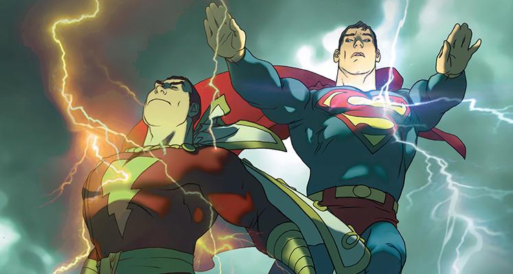 WKKDCC#69: Superman/Shazam: Pierwszy grzmot - prezentacja komiksu