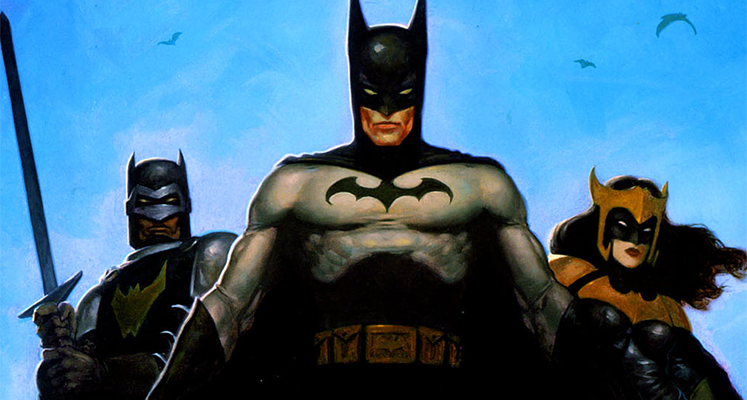 """WKKDCC #76: """"Batman: Dynastia Mrocznego Rycerza"""" – prezentacja komiksu"""