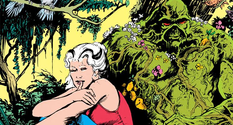 WKKDCC#72: Potwór z bagien: część 2 - prezentacja komiksu