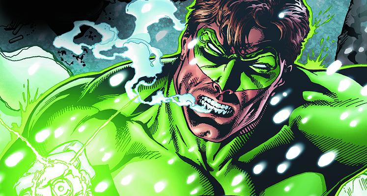 WKKDCC#73: Green Lantern: Poszukiwany Hal Jordan - prezentacja komiksu