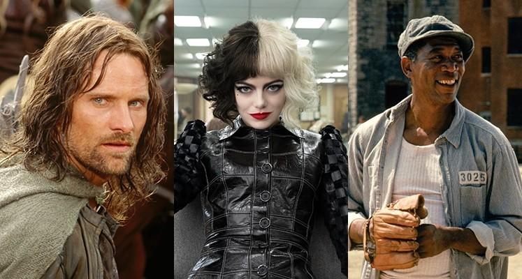 """Kolekcja """"Władcy Pierścieni"""", """"Skazani na Shawshank"""", """"Cruella"""" i inne zapowiedzi polskich wydań Blu-ray i 4K UHD"""