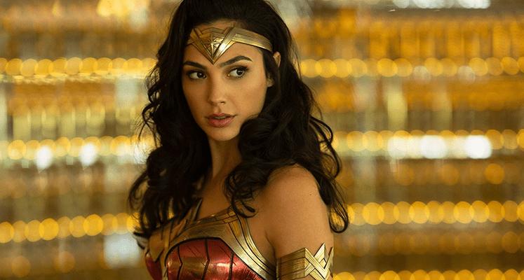 "Nowe grafiki promujące film ""Wonder Woman 1984"""